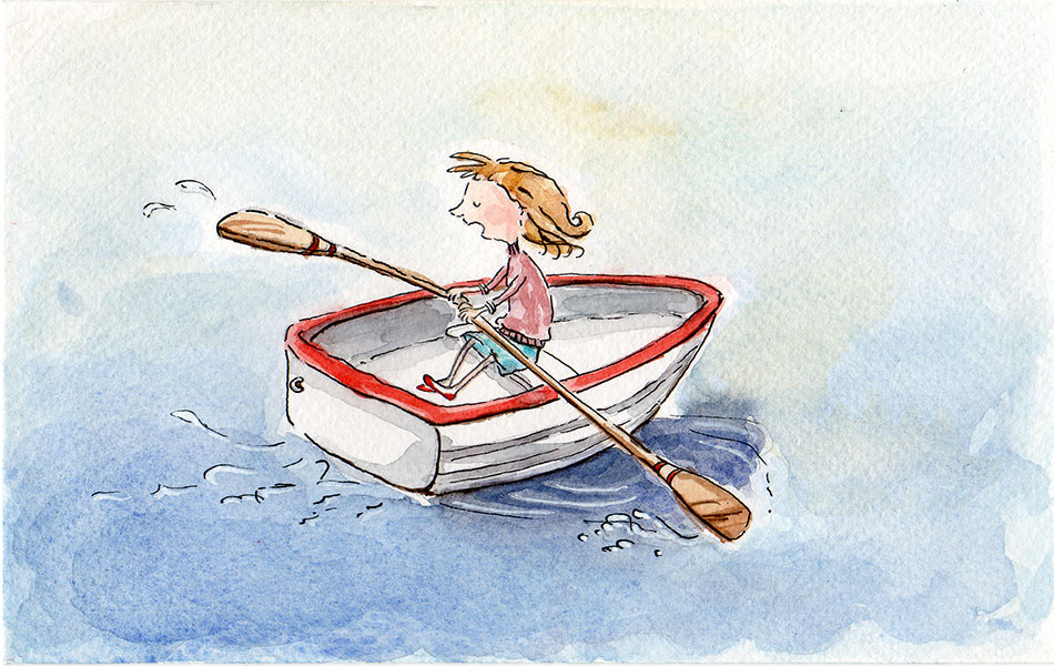 Rowing-the-Boat