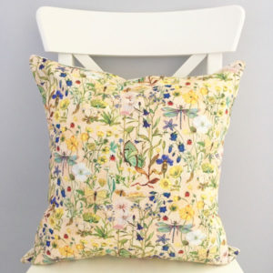 Throw Pillow, Buttercups & WIngs